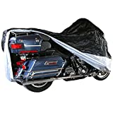 Black Widow Rage Powersports MC-XL Deluxe Motorcycle Cover