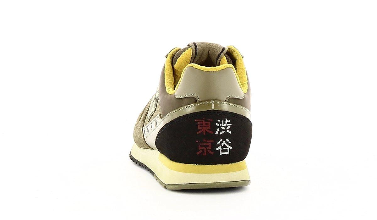 Lotto Leggenda S 5820 Tokyo SHIBUYAOLIVE Japan Sneaker Tokyo