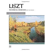 Liszt - Technical Exercises (Complete)