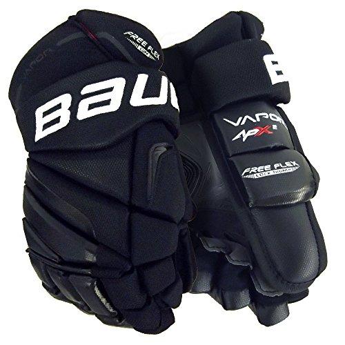 Bauer Vapor APX2 Glove - Junior - Black/White - 12
