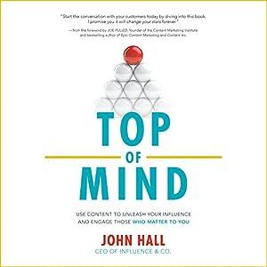 Top of Mind Audiobook