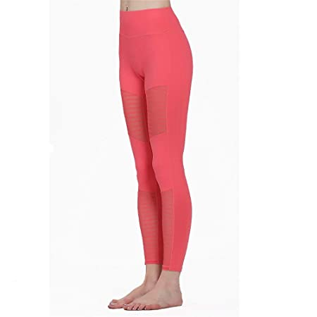 Oipoodde Pantalones de Yoga, Fight The Net Pantalones de ...