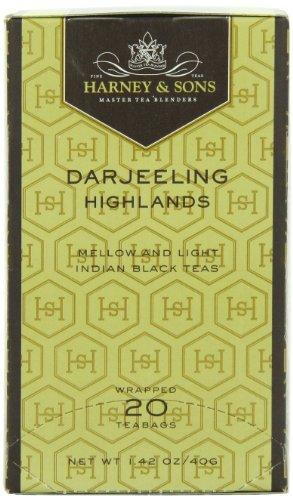 Harney Sons Black Darjeeling Bags