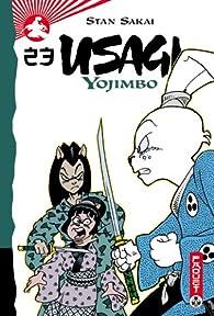 Usagi Yojimbo, tome 23 par Stan Sakai