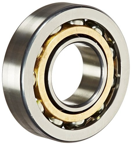 FAG 7330B-MP-UO Angular Contact Ball Bearing Open 65mm Width Single Row 3800rpm Maximum Rotational Speed 73500lbf Dynamic Load Capacity, 150mm ID Normal Clearance 40/° Contact Angle 320mm OD Metric Brass Cage 88000lbf Static Load Capacity