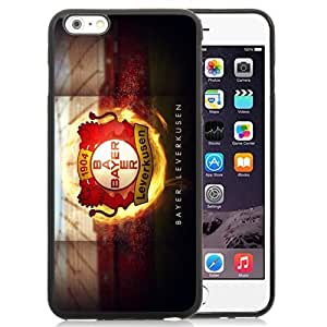 Unique DIY Designed Case For iPhone 6 Plus 5.5 Inch With Soccer Club Leverkusen 02 Football Logo Cell Phone Case WANGJING JINDA