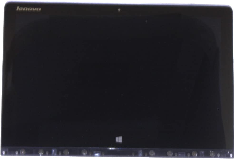 "Nscreen- 13.3"" LCD Touch Screen Digitizer + Bezel for Lenovo Ideapad Yoga 3 Pro 1370 80HE"