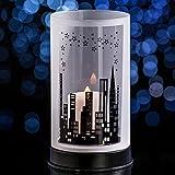 Shindigz City Skyline Candleholder