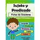 Sujeto y Predicado: Fichas de oraciones (Maestra lumbrera nº 14) (Spanish