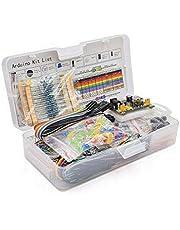 Kit de componentes eletrônicos 830 Resistor de cabo de placa de ensaio de pontos de conexão