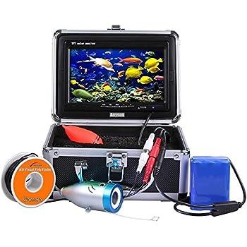 professional fish finder underwater
