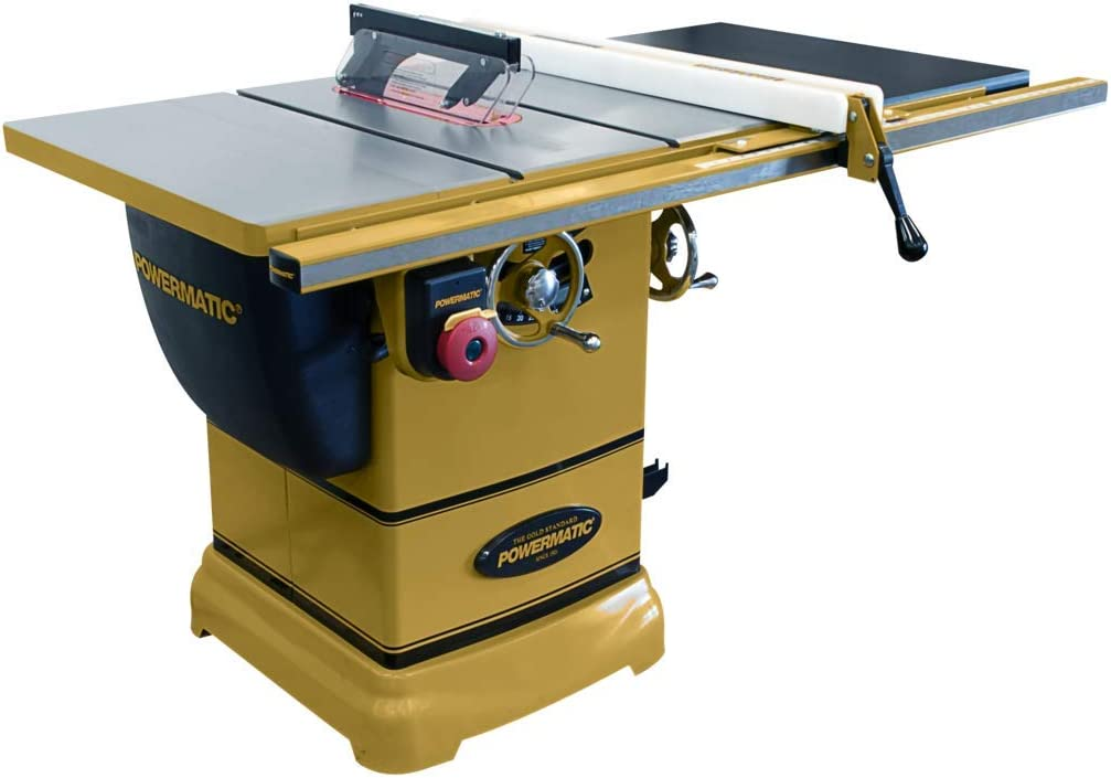 Accu-Fence System Table Saw