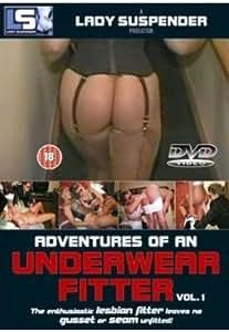 Adventures Of An Underwear Fitter Vol.1 [DVD] [Reino Unido]