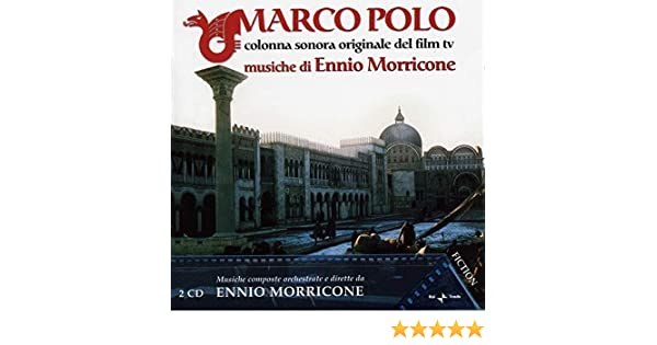 Marco Polo: Ennio Morricone, Ennio Morricone: Amazon.es: Música