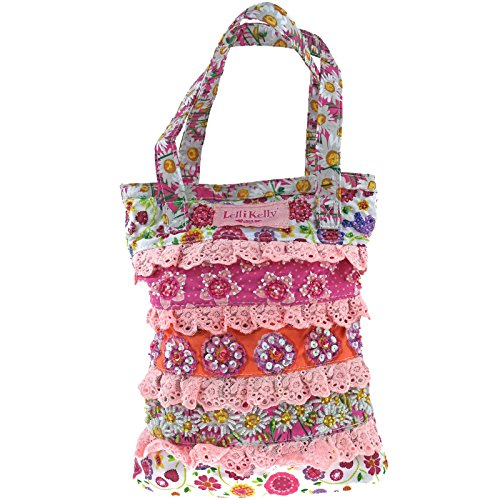 Lelli Kelly LK7990 Pink Cotton Bag