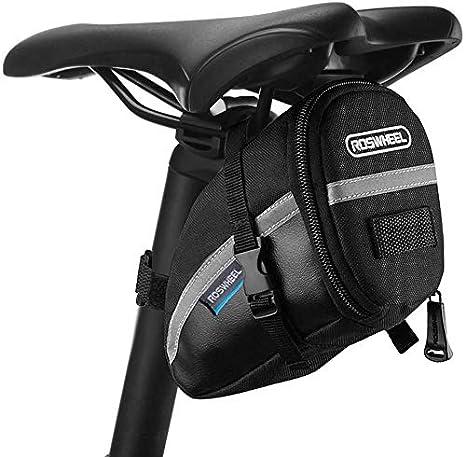 Bolsa de Sillín de Bicicleta, ikalula Impermeable Bolsas de ...