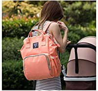 Sunveno Mummy Backpack Travel Bag Multifunction Baby Diaper Nappy Changing Handbag