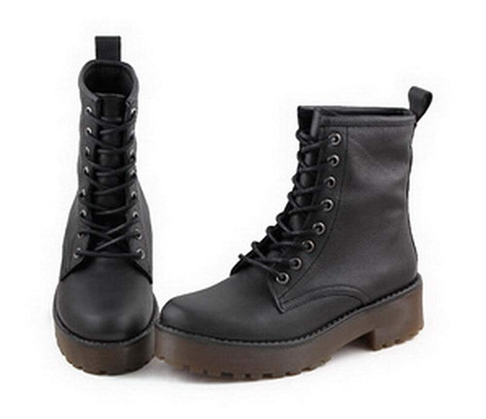 Schuhe-estil Damen Stiefel & Stiefeletten Stiefeletten Stiefeletten Schwarz Schwarz 660882