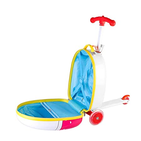 Amazon.com: FGKING - Maleta con ruedas para niños: Home ...