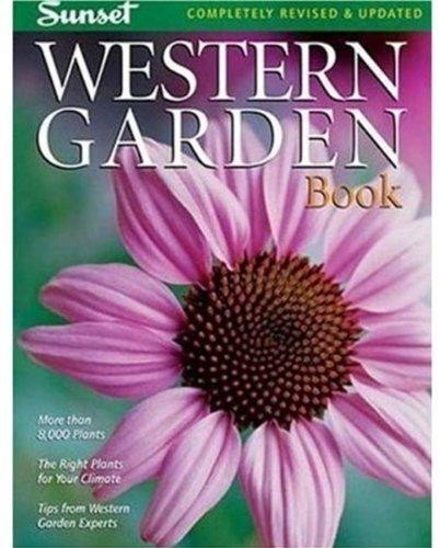 WESTERN GARDEN BOOK by SUNSET BOOKS (February 01,2007)