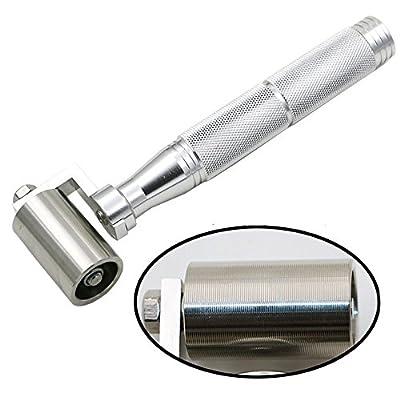 Wallpaper Seam Roller KangTeer Stainless Steel Home Decoration Wallpaper Hand Press Tool