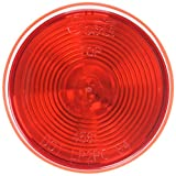 Grote 45812 2 1/2'' Round Clearance Marker Light (Optic Lens)
