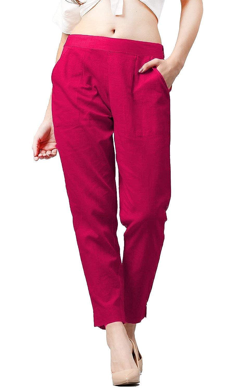 Women's Regular Fit Pencil Pant