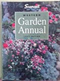 Western Garden Annual, Sunset Publishing Staff, 0376038578