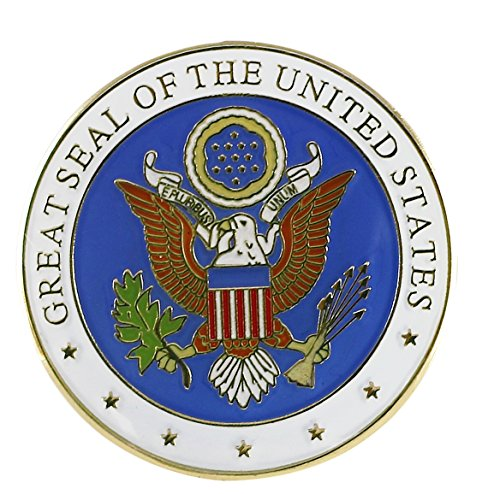Great Seal of the United States Lapel Pin