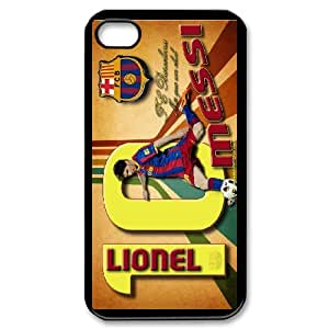 Lionel Messi For iPhone 4,4S Csae protection Case DH531833