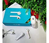 Wireless Earbuds with Charging Case,Bluetooth Headphones Stereo Earphone Cordless Sport Headsets,Multi-function Touch Button,Bluetooth