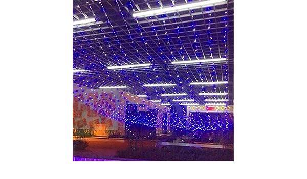 De Malla del Cuento de Hadas de Cuerda 10MX8M Secuencia del LED ...