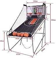 COSTWAY Juego de Canastas Plegable Máquina de Baloncesto Juguete ...