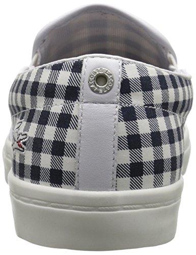 Lacoste Mens Gazon 216 1 Fashion Sneaker Navy GkPZfwZV