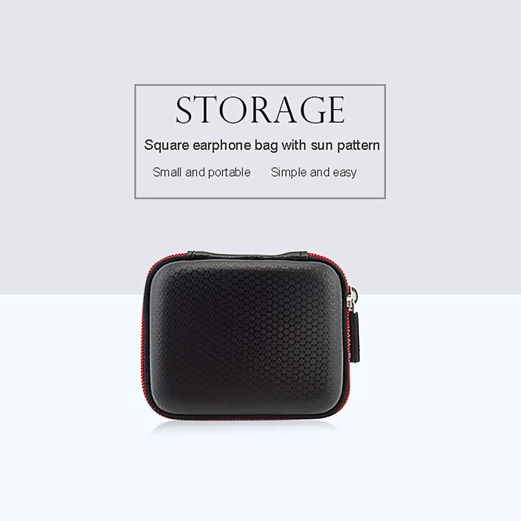 CAOQAO Disque Solide Portable Samsung T5 T3 T1 /éTui Housse Antichoc Et Imperm/éAble /à L/'Eau Pleine Protection Etui Universel De Rangement Dur Voyage /ÉTui De Rigide Housse Cas,Plus De Protection,Noir