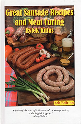Price comparison product image Great Sausage Recipes and Meat Curing