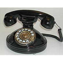 Retro 1930s Rotary Dial Telephone