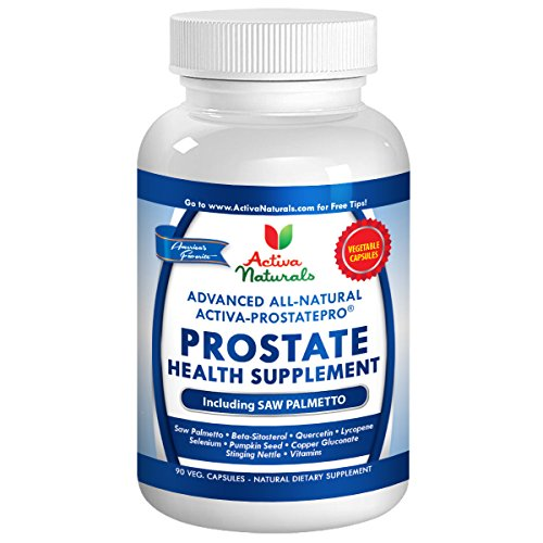 Activa Naturals Prostate Health Supplement for Men - Advanced & Natural 90 (Ditropan Xl)