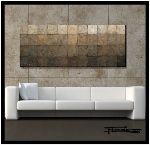 XL MODERN CANVAS WALL ART, Painting-
