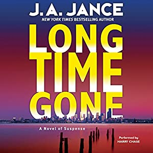Long Time Gone Audiobook