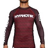 Hypnotik Mifune Rashguard - Red - X-Large