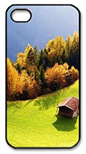 for cheap iphone 4S cases Landscapes 17 PC Black for Apple iPhone 4/4S