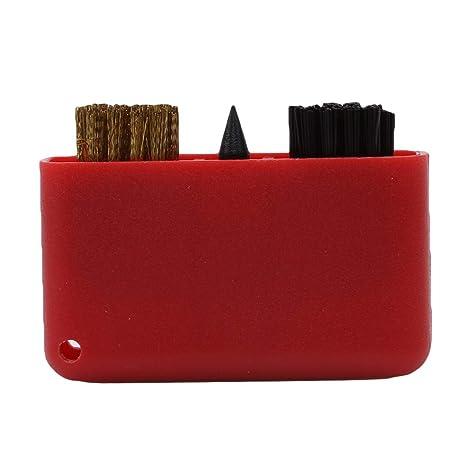 YouCY - Cepillo de limpieza 3 en 1 para palos de golf ...