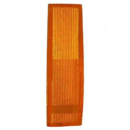 Passengers Signal Side Marker Light Replacement for Chevrolet GMC Oldsmobile SUV Pickup Truck 929918 -