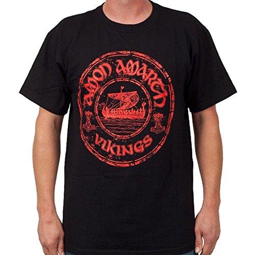 FEA Herren T-Shirt Schwarz Schwarz