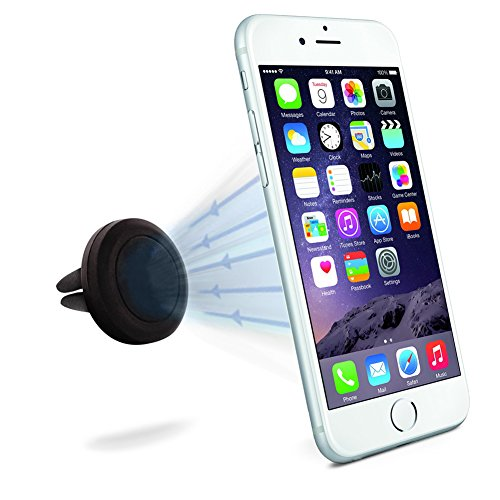 Boa Sold Separately (Minisuit Mini Grip Magnet Mount on Car Vent for iPhone, Galaxy, HTC, Motorola, Nokia, Sony)