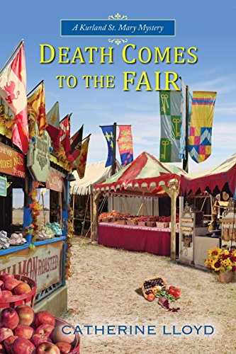 Death Comes to the Fair (A Kurland St. Mary Mystery Book 4)