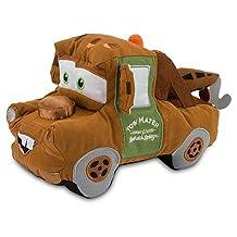 Disney Store Disney Pixar Cars 2 Movie Exclusive 8 Inch Plush Tow Mater