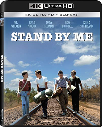 Stand via Me [4K Ultra HD + Blu-ray]