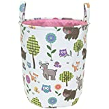 CLOCOR Storage Bin,Cute Storage Baskets,Cartoon Theme...